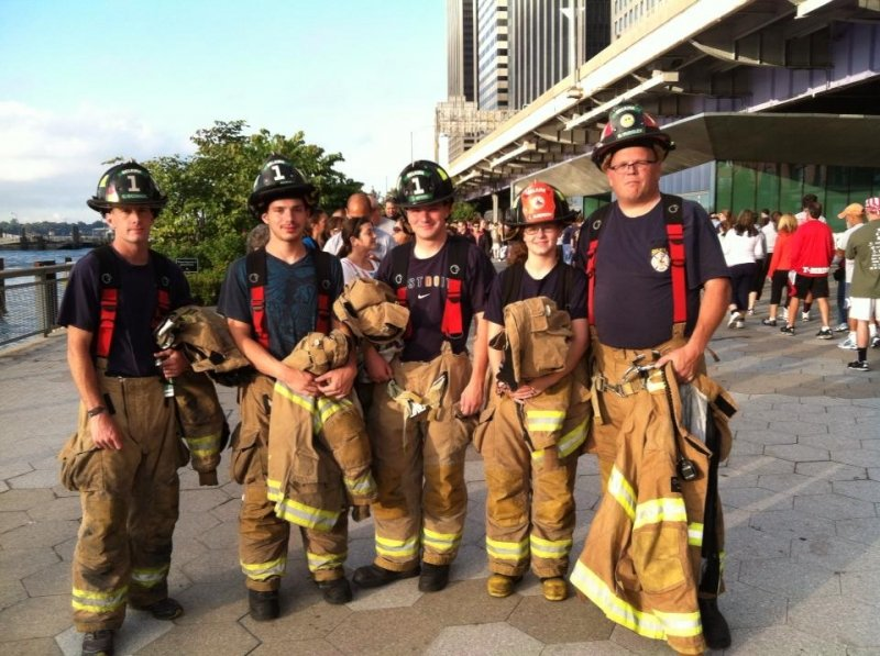 Selkirk FD Members Participate In Tunnel To Towers Run