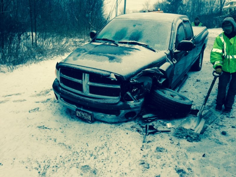 Selkirk FD Responds To MVA