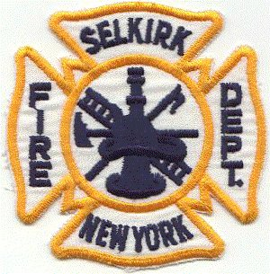 Selkirk FD Installs 2016 Officers