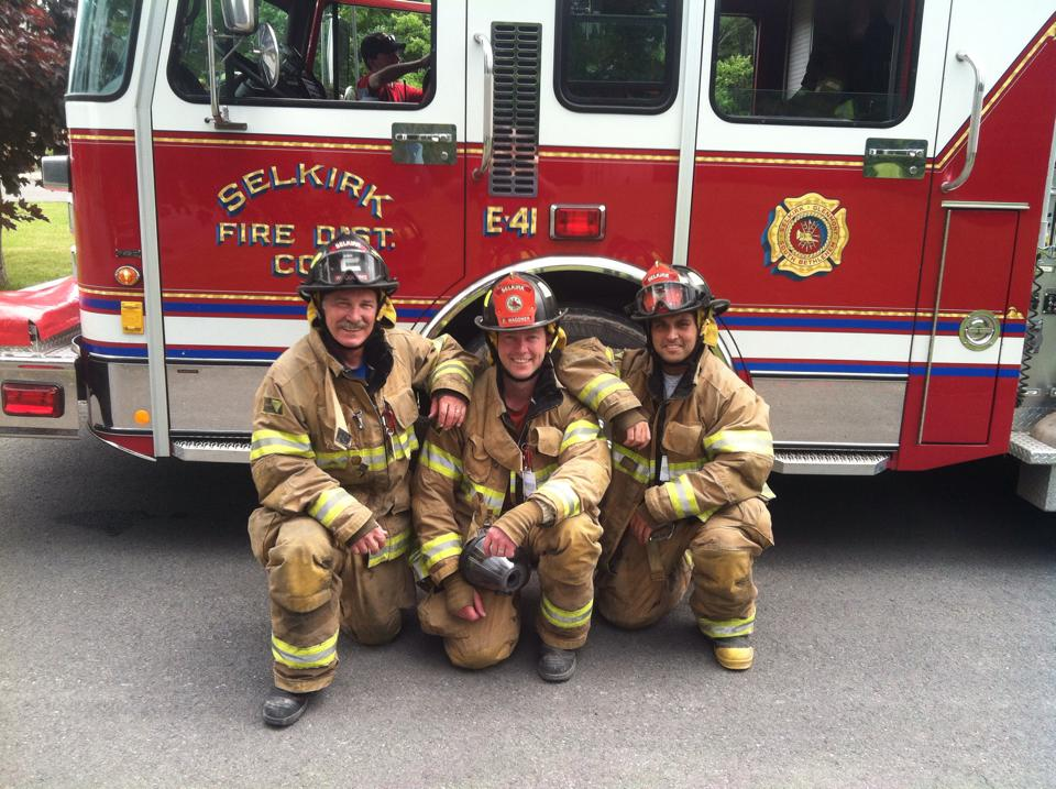 Selkirk FD Congratulates Newest Firefighter I Graduates
