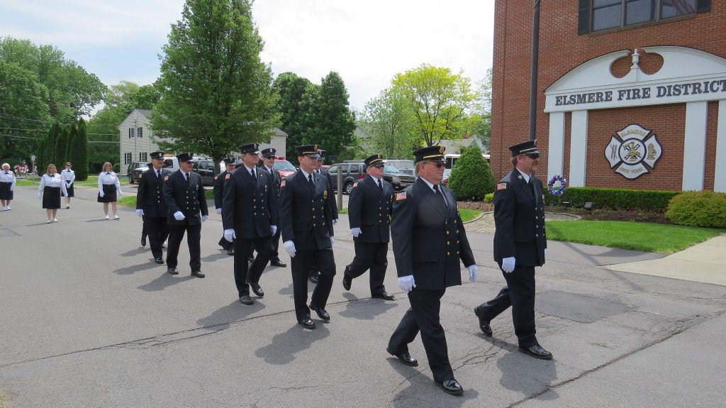 Selkirk FD Town Of Bethlehem Memorial Day Pictures