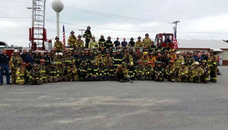 Selkirk FD Members Participate In MacBoston 18 Truck FDNY Training