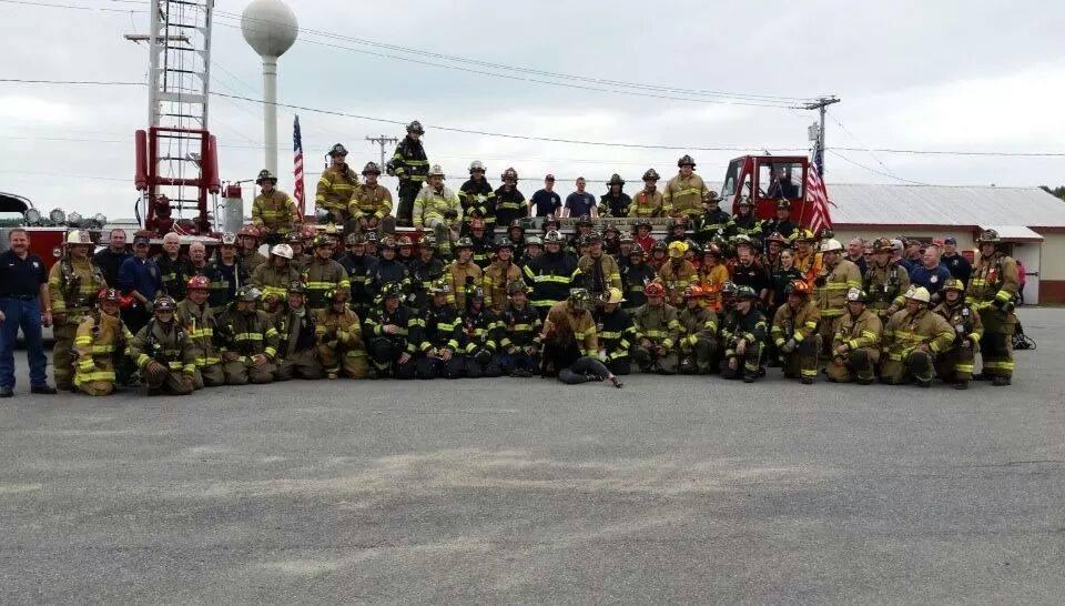 Selkirk FD Members Participate In MacBoston 18 Truck FDNY Training