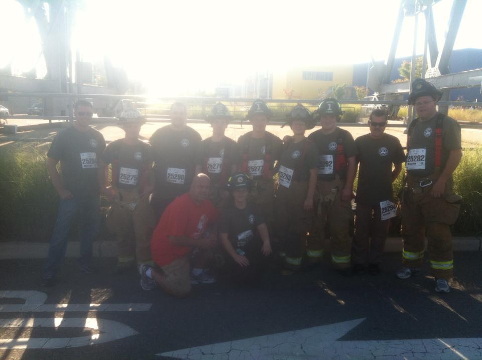 Selkirk FD Members Take Part In 2014 Tunnel To Towers 5K Run/Walk
