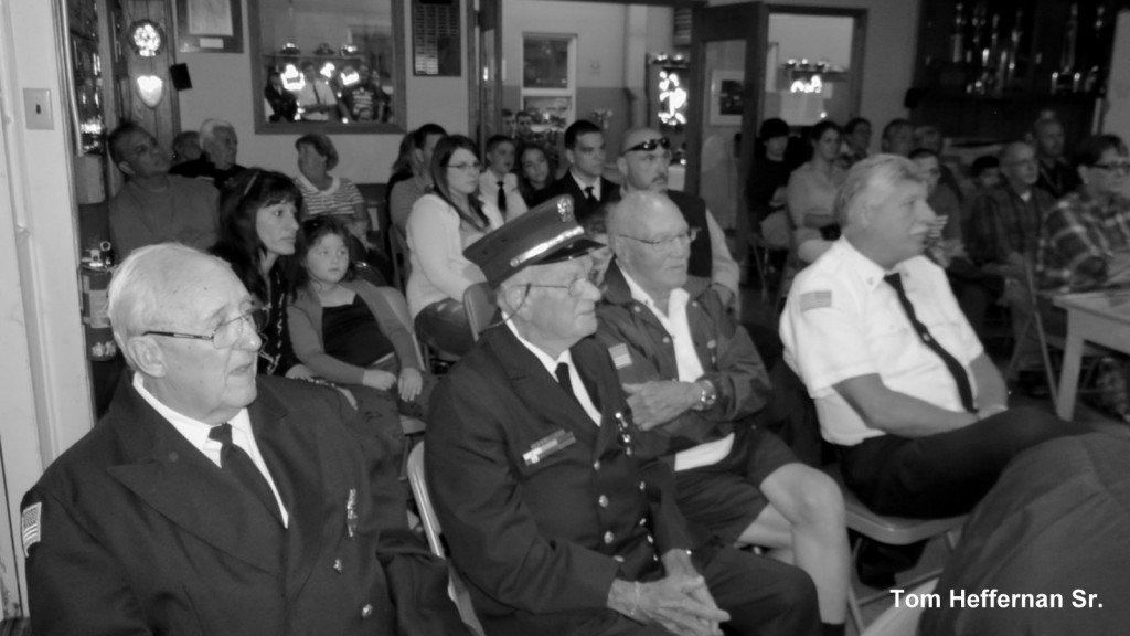 Selkirk FD Hosts 9/11 Memorial Service
