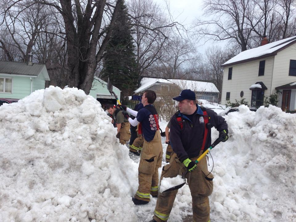 Selkirk FD Deployed To Western NYS