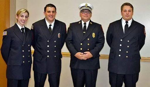 Selkirk FD Congratulates Newest Firefighter I Graduates