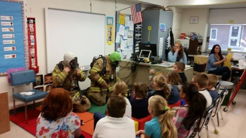 Selkirk FD Fire Prevention Week In Review