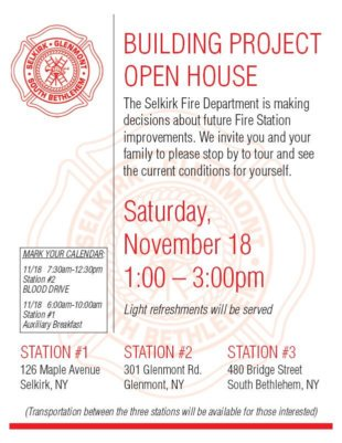Building Project Open House