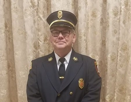 Past Chief Bill Asprion – Selkirk FD Firefighter Of The Year